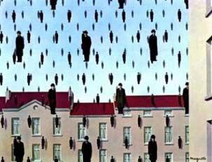 Magritte en Bellas Artes