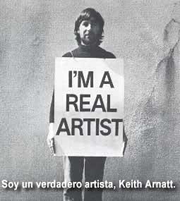 Keith Arnatt